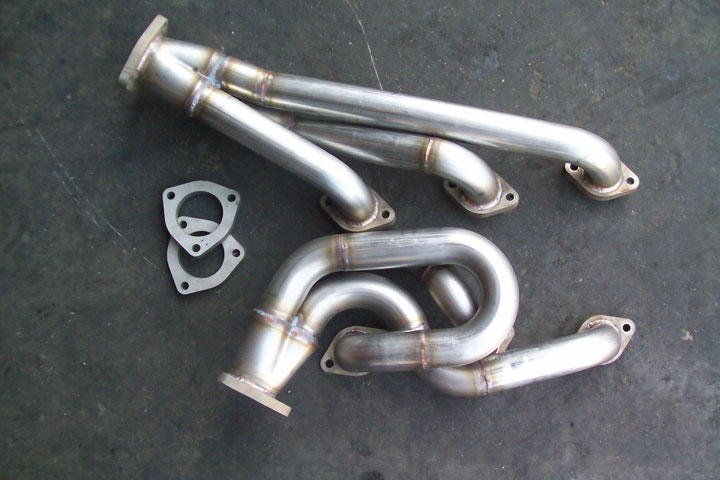 12 valve  to 105 car headers